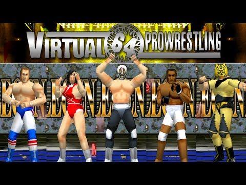 Virtual Pro Wrestling