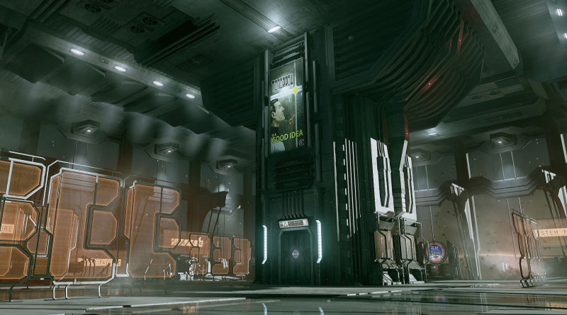 Dead Space UE4