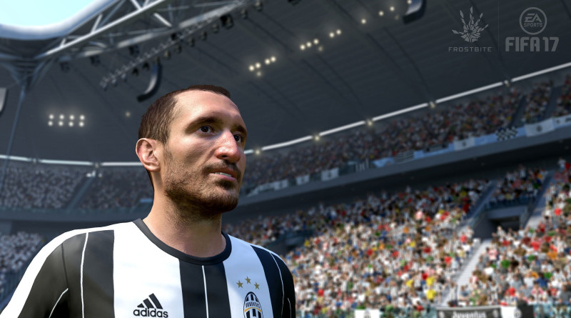 FIFA 17 Juventus