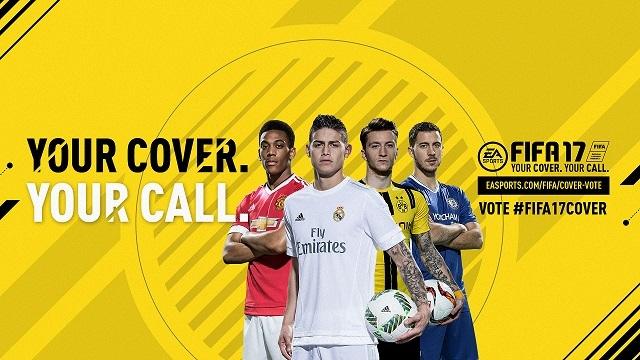 FIFA 17 okładka