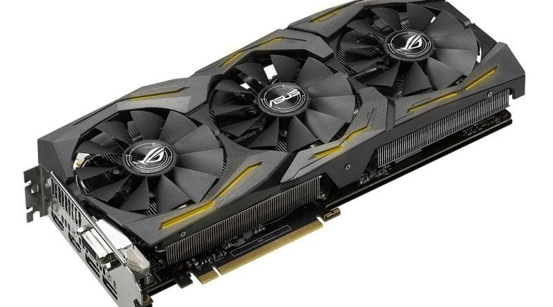 GeForce 1060 STRIX