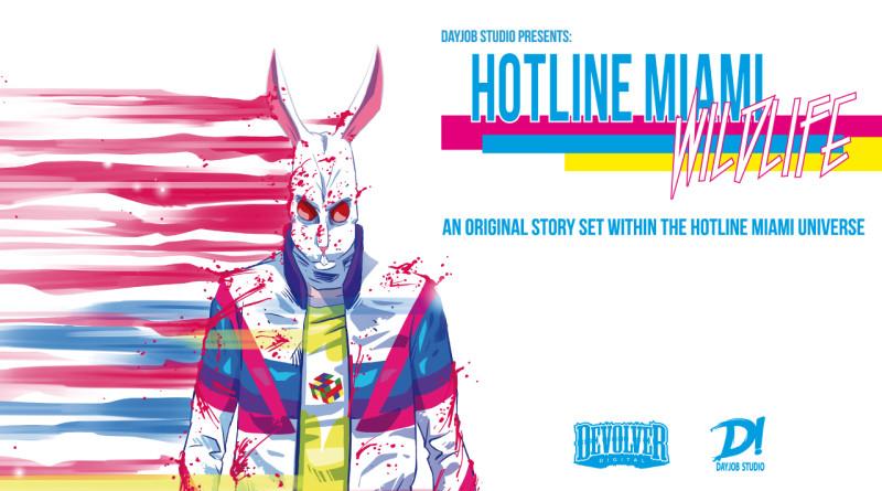 Komiks Hotline Miami