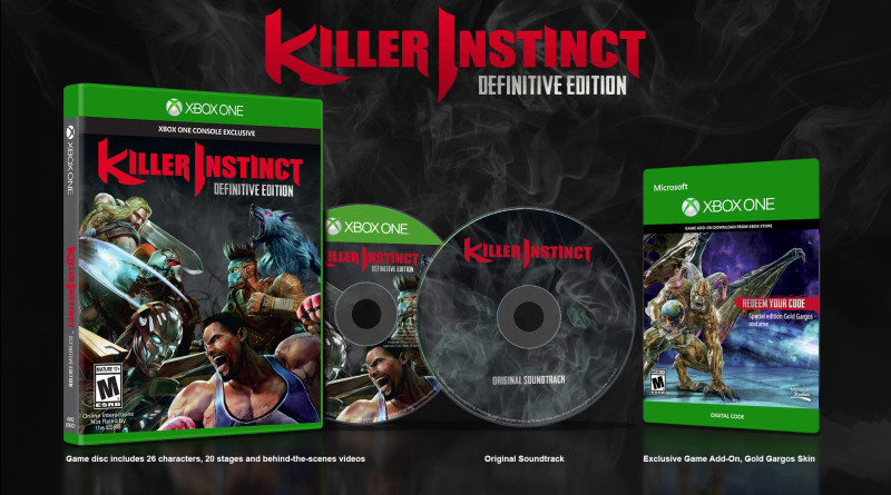 Killer Instinict Definitive Edition