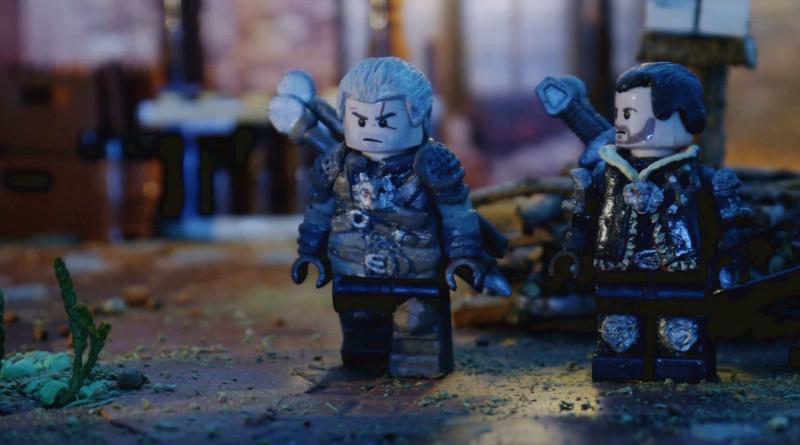 LEGO Wiedźmin