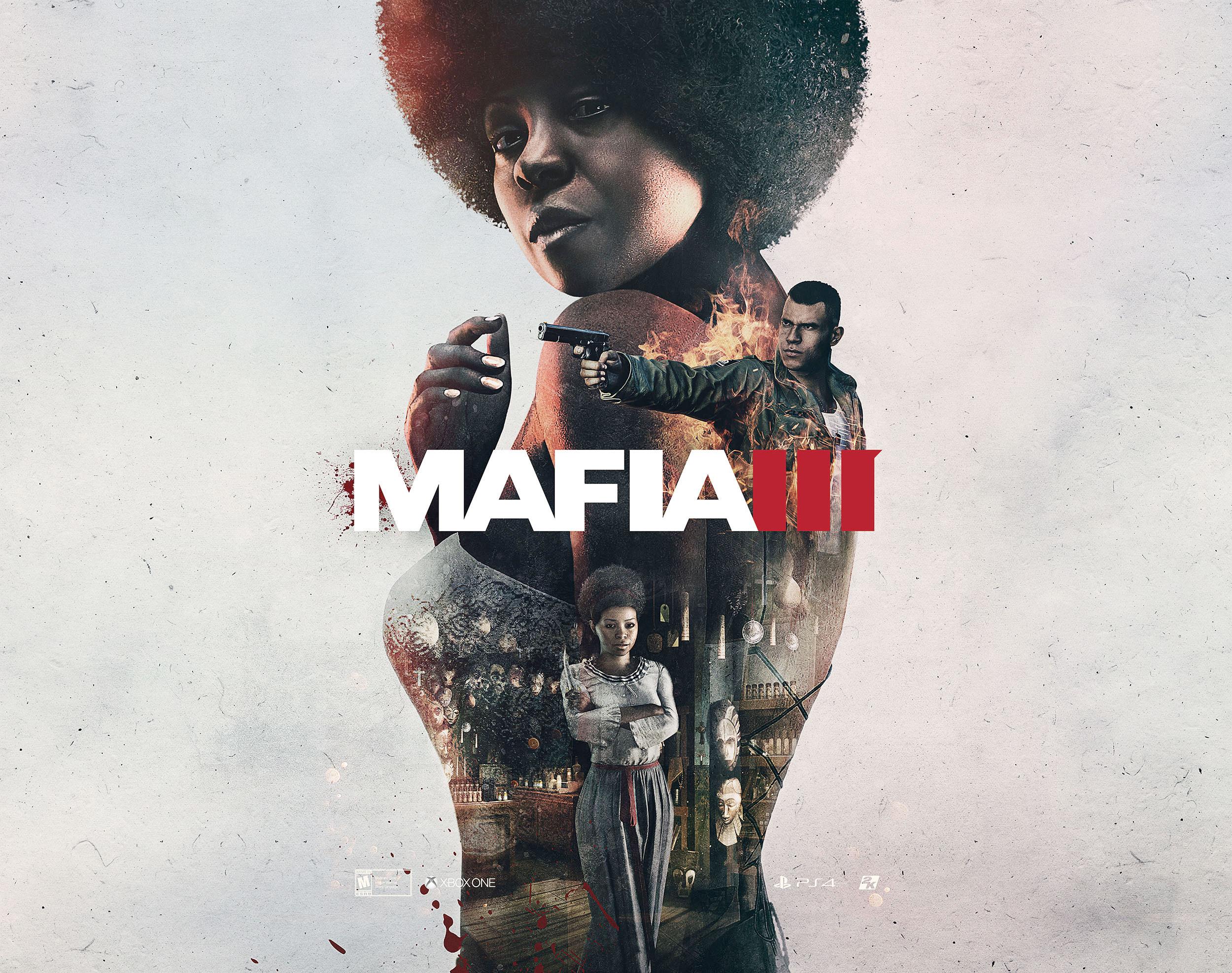 Mafia III - Cassandra we własnej osobie.