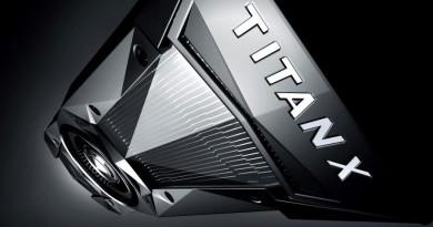 Nowy Titan X zapowiedziany. Najmocniejsza karta graficzna na świecie!