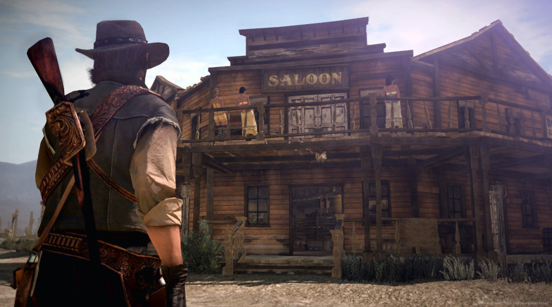 Red Dead Redeption