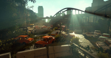 TLoU na Unreal Engine 4