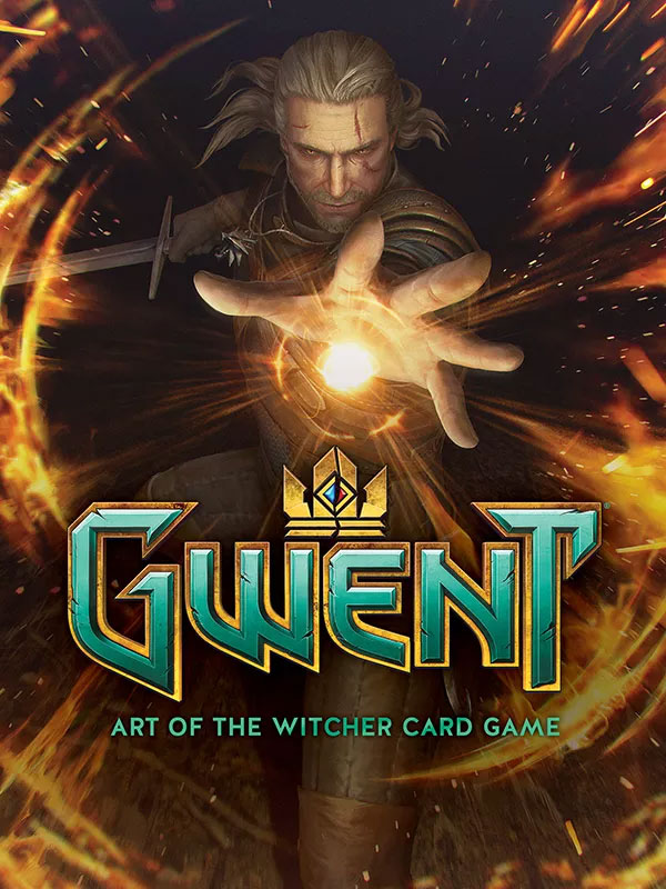 The Art of Gwent - okładka albumu od Dark Horse Comics