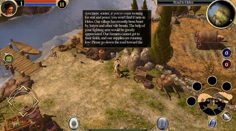 Titan Quest mobile