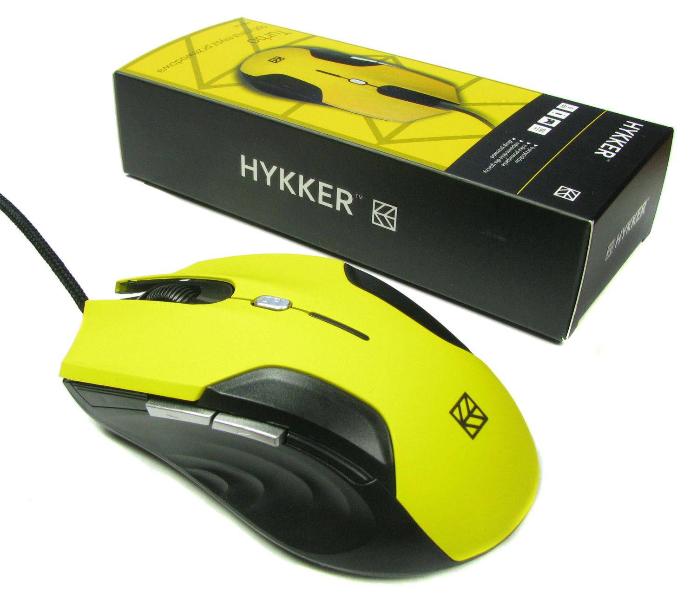 Hykker MK-04 i malutkie opakowanie, które możecie znaleźć w Biedronce.