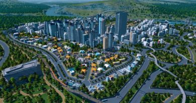 Cities Skylines Natural Distasters