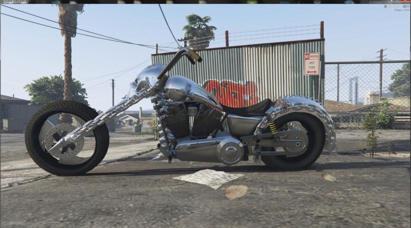 Ghost Rider w GTA V