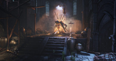 Bloodborne Unreal Engine 4
