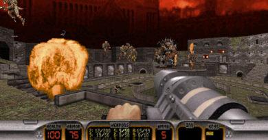 Duke Nukem 3D - Prima Arena