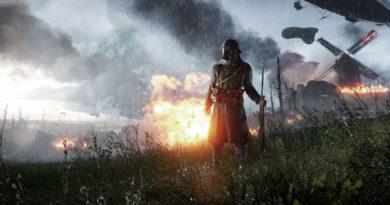 Recenzje Battlefield 1