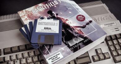 Battlefield 1 na Amiga 500