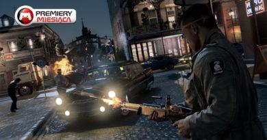 Premiery gier w październiku – nasze TOP 5. Mafia III ma sporą konkurencję