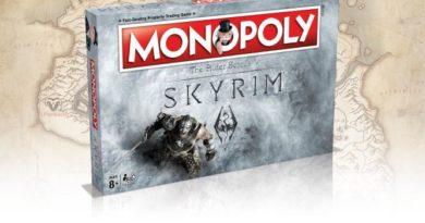 Skyrim Monopoly? Czemu nie!