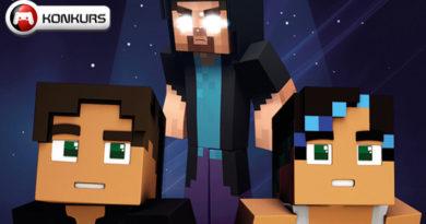Miecz Herobrine'a - Minecraft
