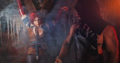 Wiedźmin 3 cosplay