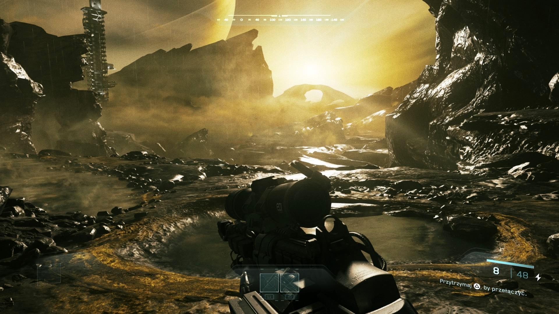 W grze nie brakuje imponująco zaprojektowanych scenerii. Mimo że silnik graficzny ma swoje lata, to twórcy po jego aktualizacji potrafią jeszcze sporo z niego wycisnąć.