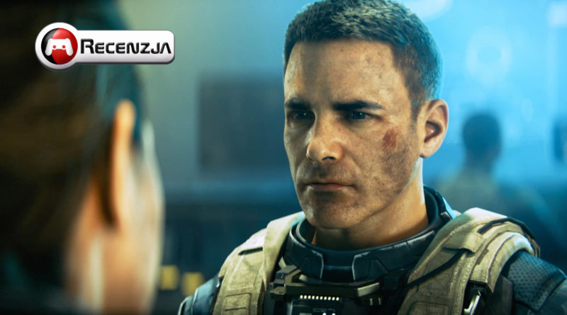Call of Duty Infinite Warfare Recenzja