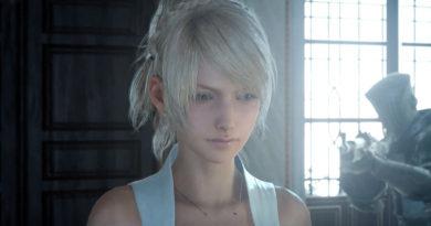 Recenzje Final Fantasy XV