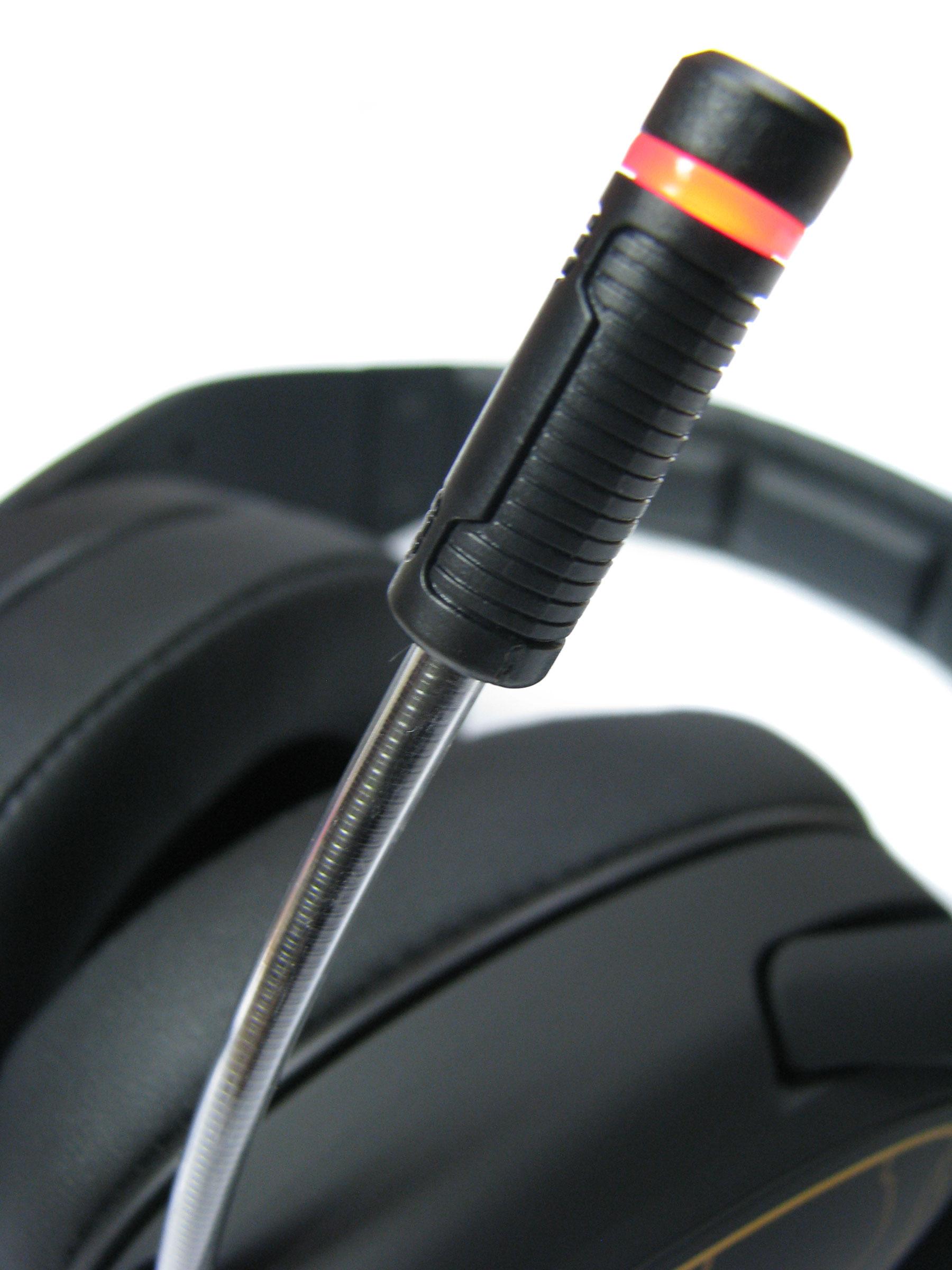 Mikrofon zestawu - głośno, czysto i bez zakłóceń!
