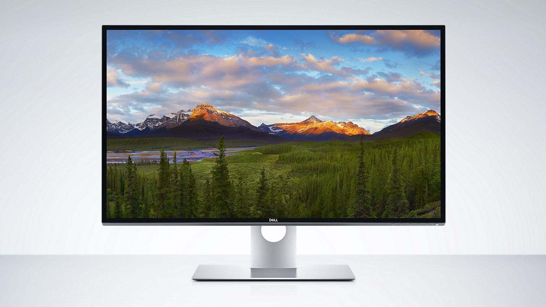 Dell monitor 8K