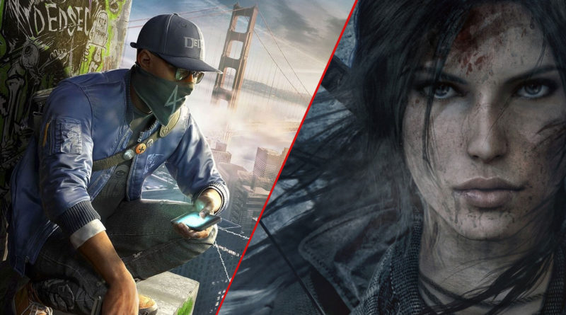 Demo Watch Dogs 2 na PS4 i Xbox One oraz Rise of the Tomb Raider na PS4