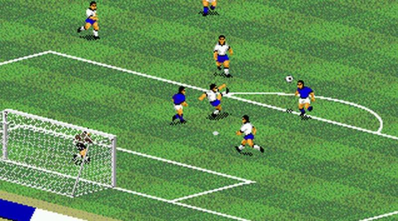 FIFA MegaDrive