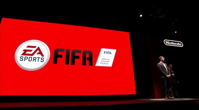 FIFA na Nintendo Switch