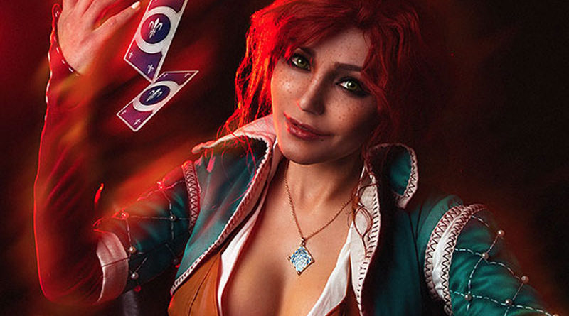 Gwint Cosplay