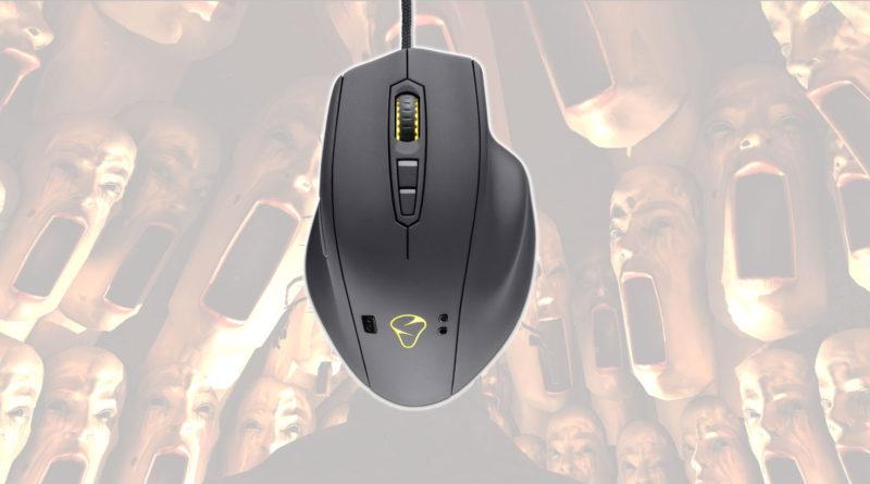 Myszka dla gracza Naos QG