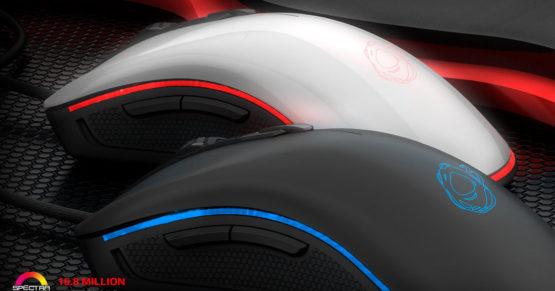 Ozone Neon M50 – nowa myszka dla gracza. Programowalne przyciski, wbudowana pamięć, oświetlenie w 16.8 mln kolorów