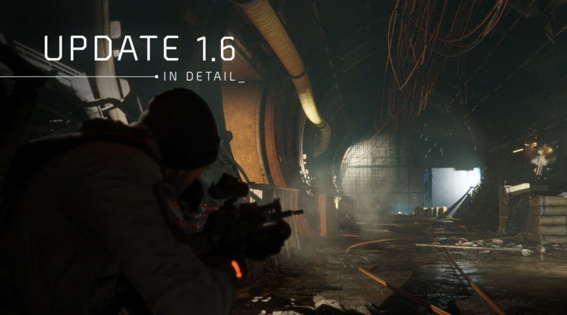Patch 1.6 do The Division