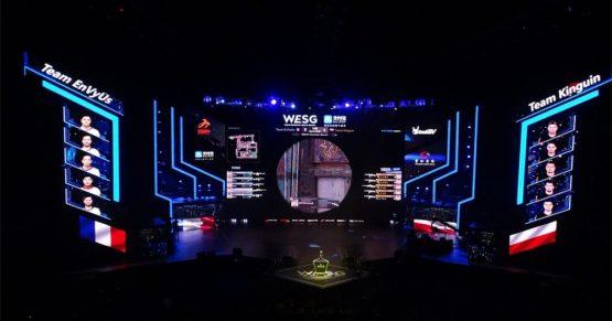 Team Kinguin WESG