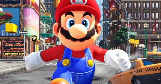 Nintendo Switch – pierwsze reklamy, wygląd kartridżów i reakcje graczy na Super Mario Odyssey