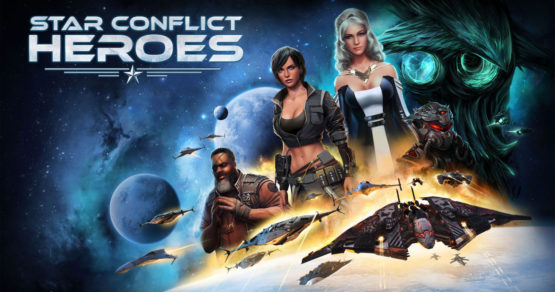 Darmowe Star Conflict Heroes od dziś na Androidach