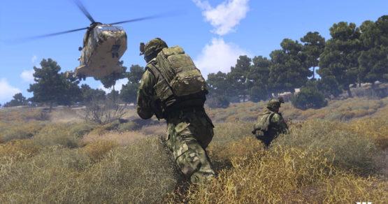 Arma 3 – planowane dodatki na 2017 rok. Sprzedaż gry przekroczyła 3 miliony sztuk