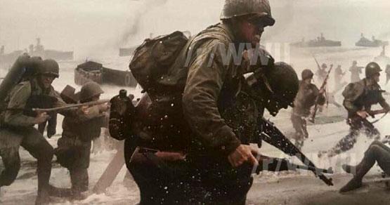 Call of Duty: WWII to tytuł nowej odsłony CoD? Wyciekły grafiki koncepcyjne