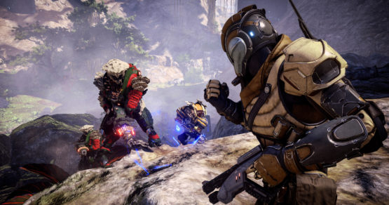 Mass Effect Andromeda – porównanie Xbox One S vs PS4 Pro. Wyglądają identycznie?