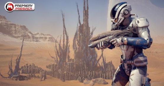 Premiery gier na marzec 2017 roku. Mass Effect Andromeda i Horizon Zero Dawn to nie wszystko