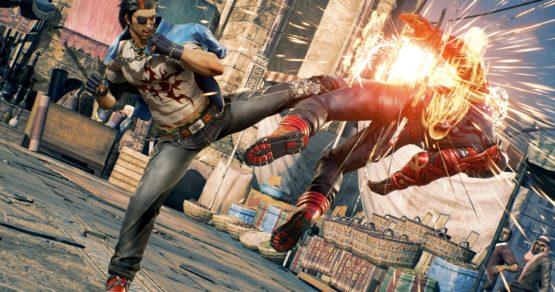 Tekken 7 – nowy zwiastun w japońskim stylu