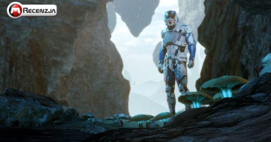 Recenzja Mass Effect Andromeda. Przyjemność eksploracji kosmosu, ale czy coś więcej?