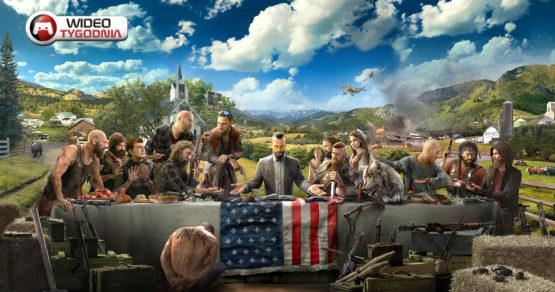 Najlepsze filmiki z gier [#103]. Far Cry 5 i Wiedźmin – jest co oglądać!