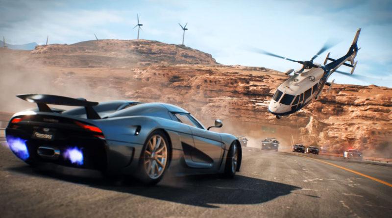 Jutro Need for Speed Payback zostanie obdarowany dużymi nowościami