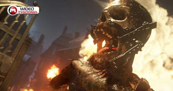 Najlepsze filmiki z gier [#111]. Zaskakujący atak zombie w Call of Duty: WWII