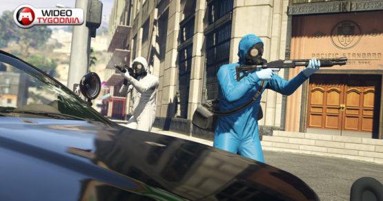 Najlepsze filmiki z gier [#110]. Masowy skok na punkty w GTA Online oraz chińskie konsole